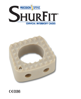 ShurFit™ Cervical Cages